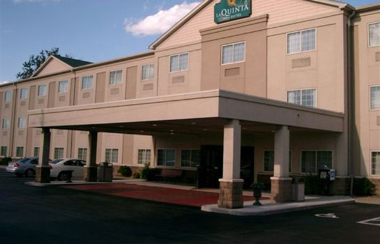 Widok zewnętrzny La Quinta Inn and Suites Louisville Airport and Expo