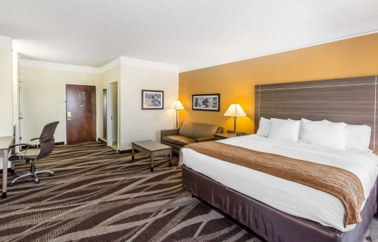 Suite Comfort Inn I-10 EAST Near AT and T Cent