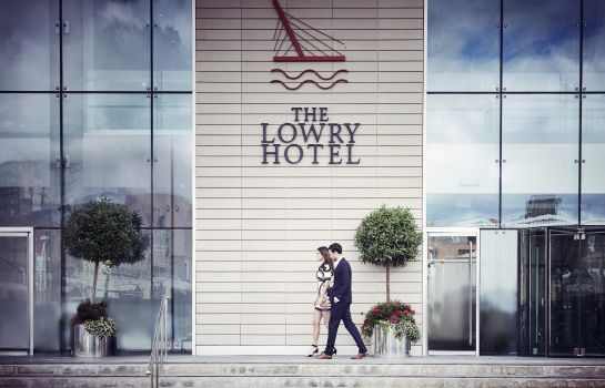 Exterior view The Lowry Hotel