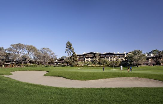 Buitenaanzicht Lodge at Torrey Pines