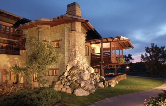 Exterior view Lodge at Torrey Pines Lodge at Torrey Pines