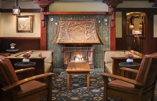 Bar del hotel Lodge at Torrey Pines