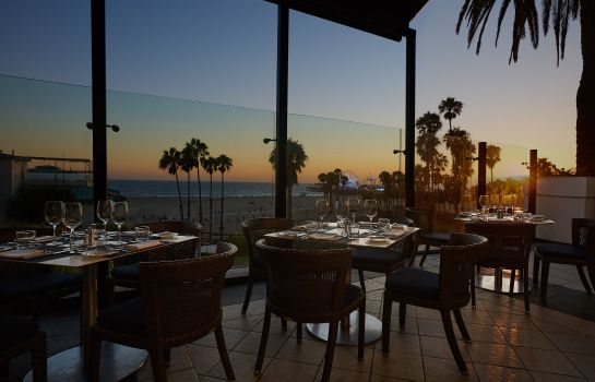 Restaurant Loews Santa Monica Beach Hotel