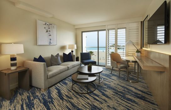 Suite Loews Santa Monica Beach Hotel