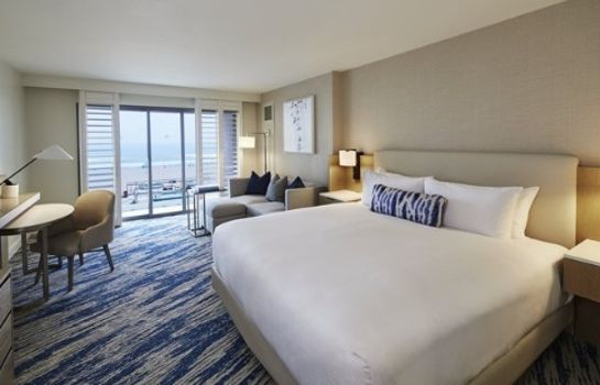 Zimmer Loews Santa Monica Beach Hotel