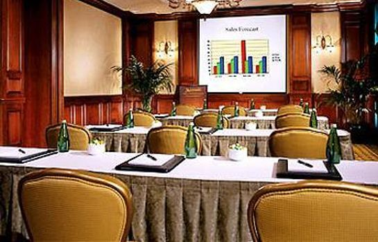 Conference room Hollywood Beach Marriott