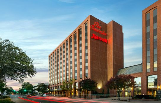 Außenansicht The Lincoln Marriott Cornhusker Hotel