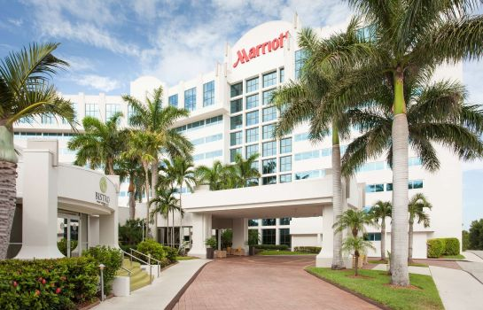 Außenansicht West Palm Beach Marriott
