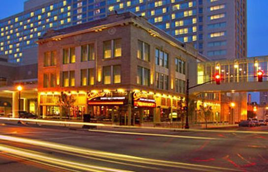 Außenansicht Louisville Marriott Downtown