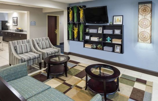 Hotelhalle MICROTEL BY WYNDHAM GREENVILLE