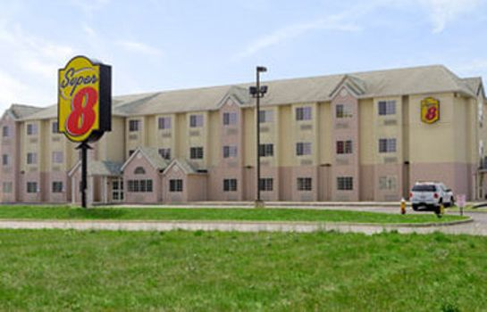 Exterior view Microtel Inn and Suites Columbus (West)