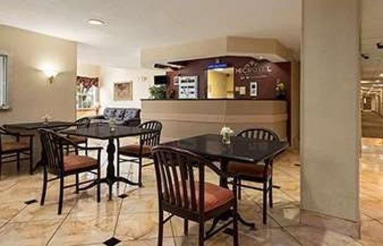 Hotelhalle Microtel Charlotte Airport