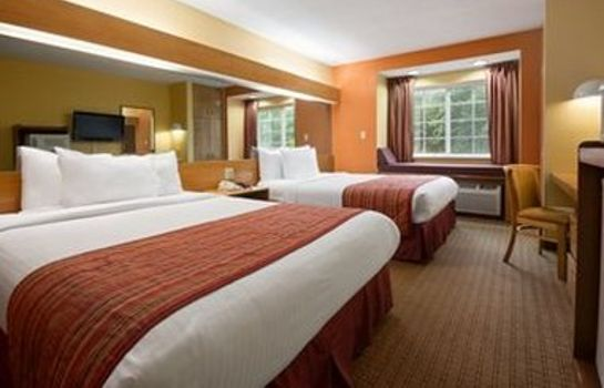 Zimmer Microtel Charlotte Airport