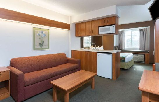 Suite MICROTEL SPRINGFIELD