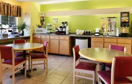 Vista esterna Americas Best Value Inn & Suites Jackson