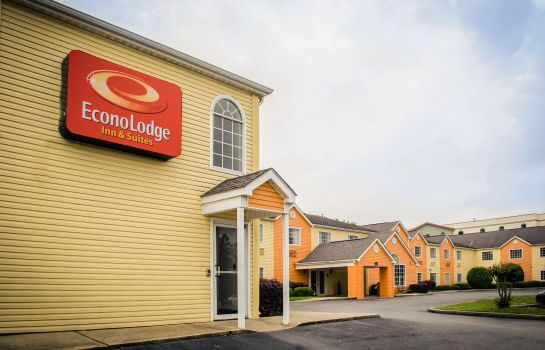 Außenansicht Econo Lodge Inn & Suites Pensacola - Fairgrounds