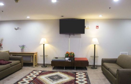 Lobby Americas Best Value Inn & Suites Jackson, TN Americas Best Value Inn & Suites Jackson, TN