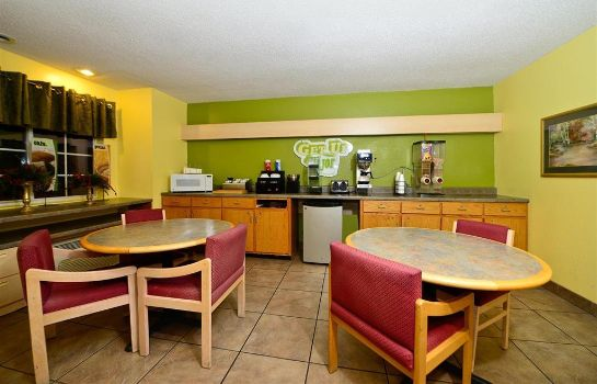 Restaurant Americas Best Value Inn & Suites Jackson