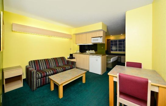 Suite Americas Best Value Inn & Suites Jackson