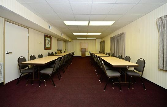Conference room Americas Best Value Inn & Suites Jackson