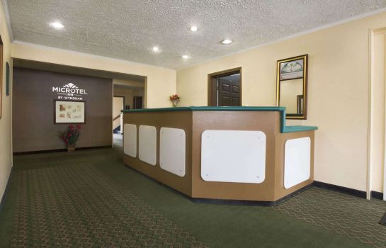 Hotelhalle MICROTEL COLUMBIA TWO NOTCH RD