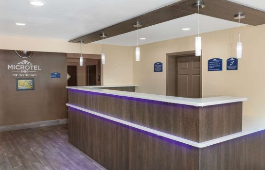 Hotelhalle Microtel Inn and Suites by Wyndham Columbia/Fort Jackson N