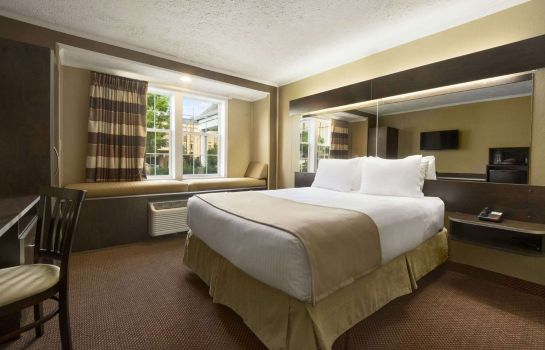 Zimmer Microtel Inn and Suites by Wyndham Columbia/Fort Jackson N
