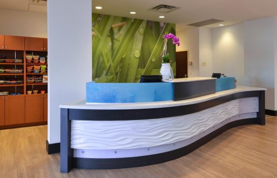 Hotelhalle SpringHill Suites Oklahoma City Airport