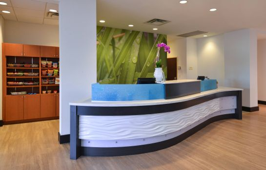 Hol hotelowy SpringHill Suites Oklahoma City Airport
