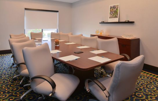 Sala konferencyjna SpringHill Suites Oklahoma City Airport