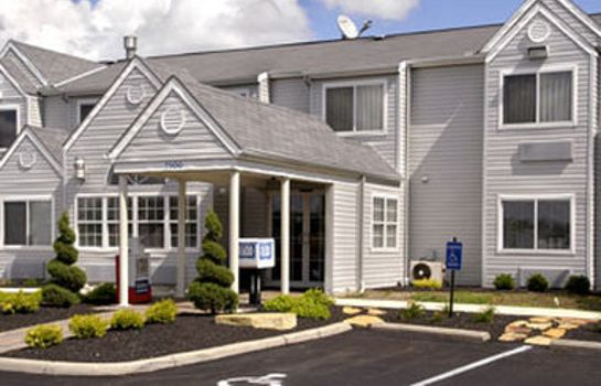 Buitenaanzicht Quality Inn & Suites North/Polaris