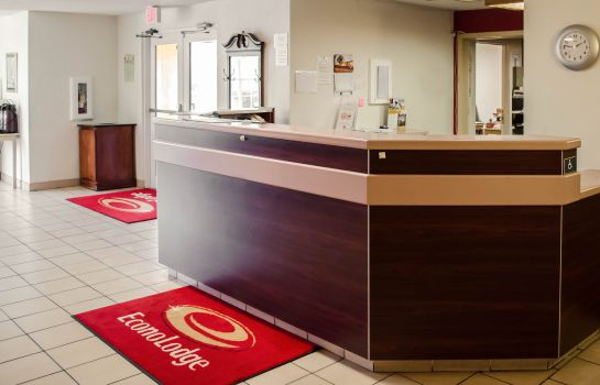 Hotelhalle Econo Lodge Inn & Suites Pensacola - Fairgrounds