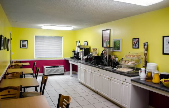 Restaurant Econo Lodge Inn & Suites Pensacola - Fairgrounds