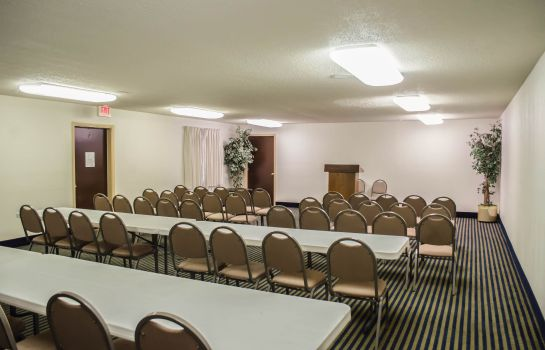 Tagungsraum Econo Lodge Inn & Suites Pensacola - Fairgrounds