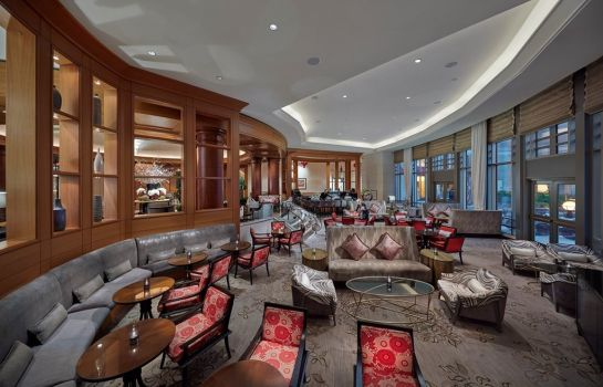 Hotel bar Mandarin Oriental WashingtonDC