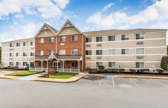 Exterior view MainStay Suites Greenville Airport