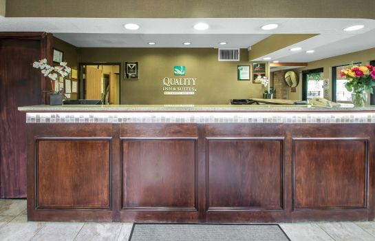 Hol hotelowy Quality Inn & Suites Sun Prairie Madison East