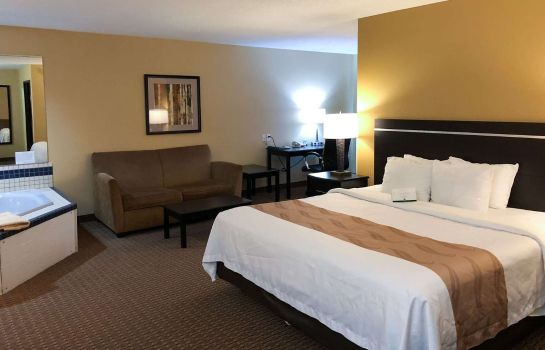 Suite Quality Inn & Suites Sun Prairie Madison East