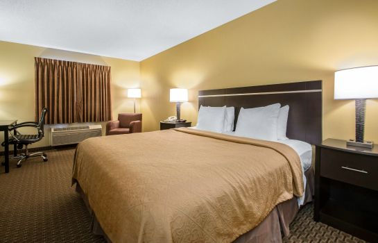 Habitación Quality Inn & Suites Sun Prairie Madison East