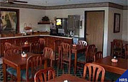 Breakfast room Quality Inn East Liverpool