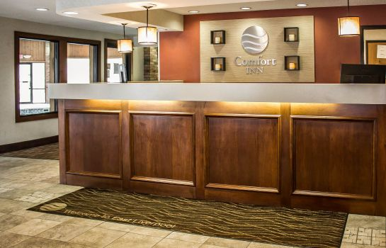 Hotelhal Quality Inn East Liverpool