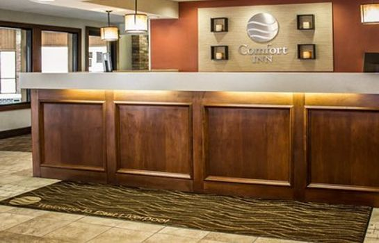 Hotelhalle Quality Inn East Liverpool