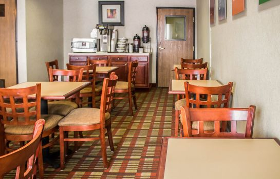 Restaurant Quality Inn East Liverpool