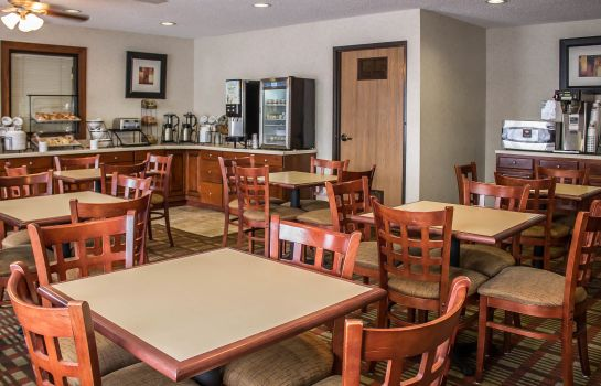 Restaurante Quality Inn East Liverpool