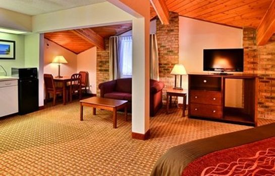 Suite Quality Inn East Liverpool
