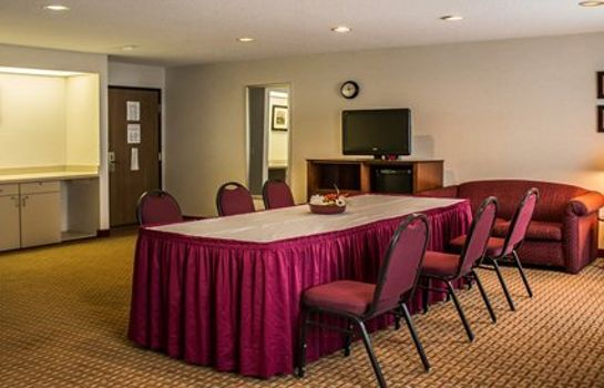 Conference room Quality Inn East Liverpool