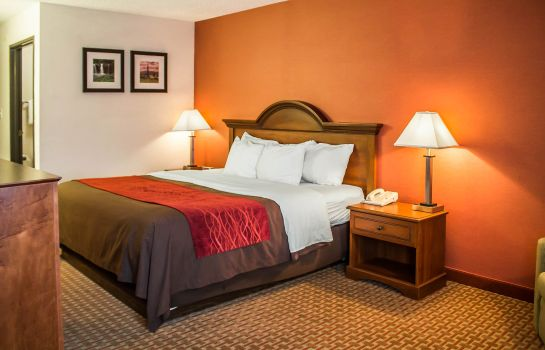 Chambre Quality Inn East Liverpool