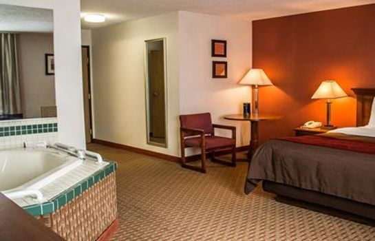 Room Quality Inn East Liverpool