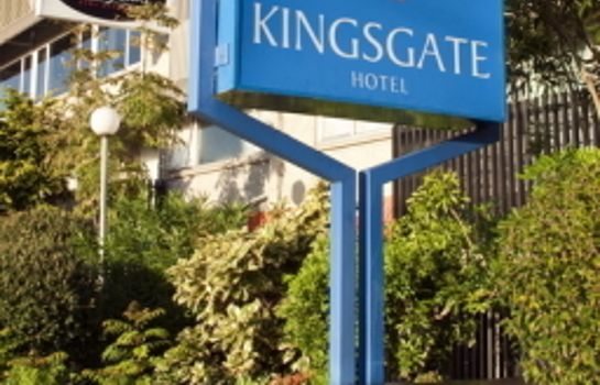 Exterior view KINGSGATE HOTEL PARNELL