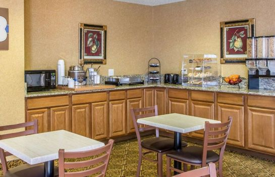Restaurant MainStay Suites Cedar Rapids